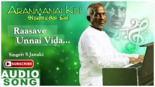 Aranmanai Kili Tamil Movie Songs | Raasave Unnai Song | Rajkiran | Ahana | Ilayaraja | Music Master