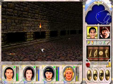 Might and Magic 6 Part 36 - Memory Crystal