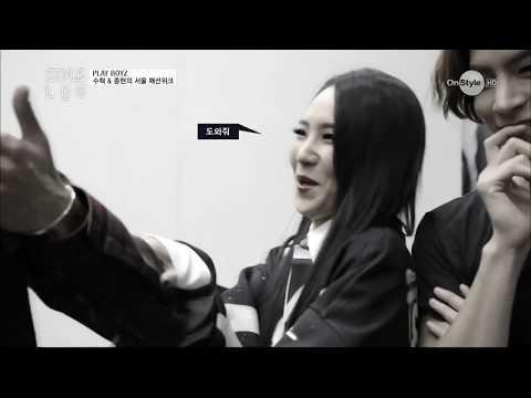 CL (2NE1) + GD, DOK2, SKRILLEX, SOOHYUK ❤