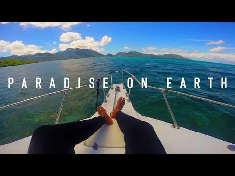 SEYCHELLES / TRAVEL VLOG / MY TRAVEL DIARY / LA DIGUE, PRASLIN, MAHE ISLAND