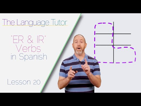 understanding-er-and-ir-verbs-in-spanish- -the-language-tutor-*lesson-20*