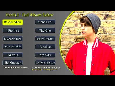 Harris J - Full Album Salam 2016 - Soundtrack