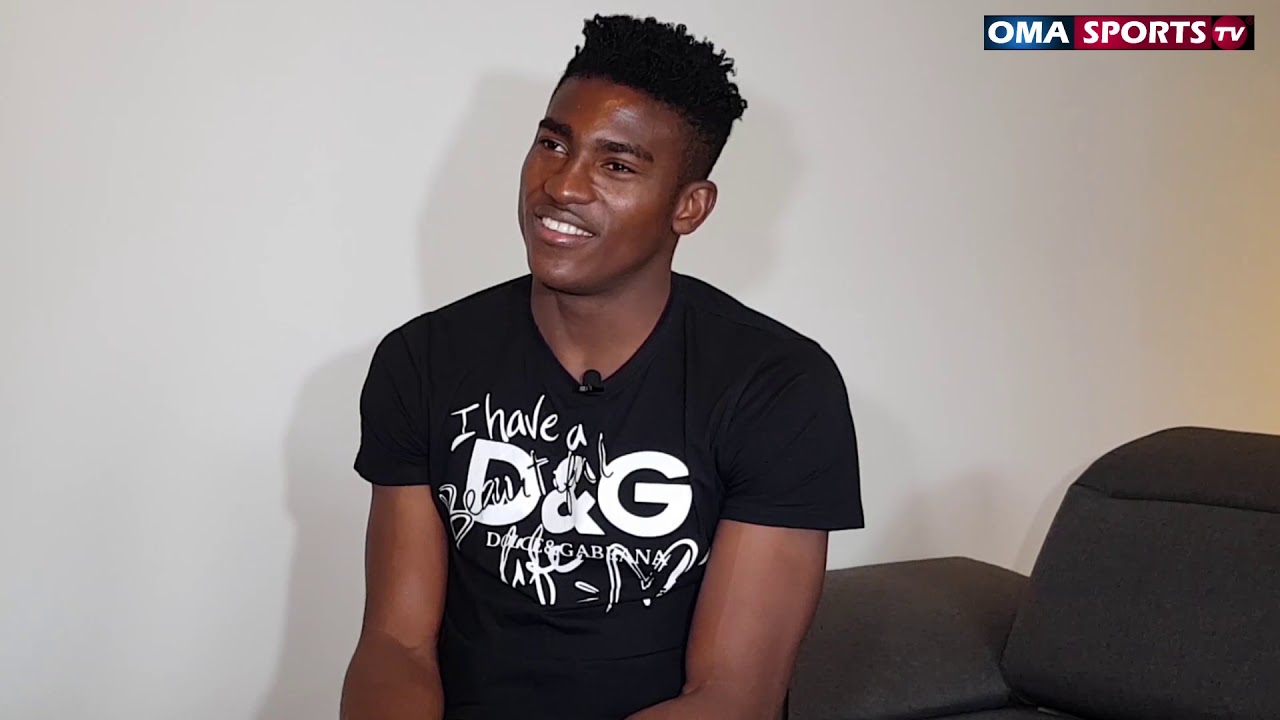 Download Taiwo Awoniyi - Liverpool are the best thing to happen to me