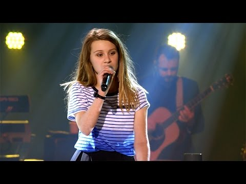Download Youtube: Babs - 'This Girl' | Sing-off | The Voice Kids | VTM
