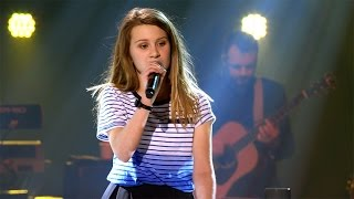 Babs - 'This Girl' | Sing-off | The Voice Kids | VTM