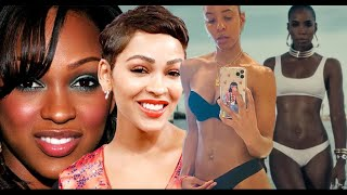 Meagan Good FINALLY ADMITS REAL REASON Her Skin Lightened +Fans Question Kelly's Skin Again 🙄