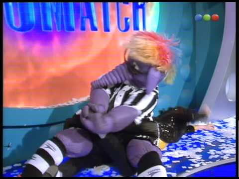 El Show Del Capitán, Arturo Vs Michael Jackson – Videomatch 98