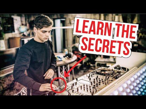 HOW TO DJ LIKE LIKE MARTIN GARRIX!