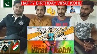 #ViratKohli Pakistani Reaction On Tribute to Virat Kohli | The Untold Story |PAK Review's|