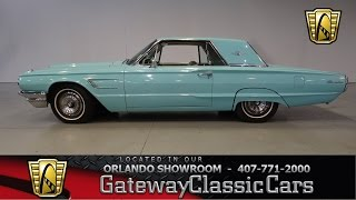 1965 Ford Thunderbird Gateway Classic Cars Orlando #480