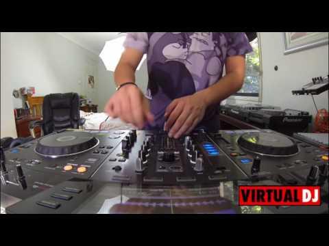 Dj Break Beat Saut LIVE STUDIO DJ ANJI DIA 2017.VOL 2