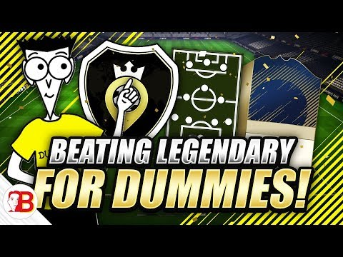 FIFA 18 Squad Battles How to Beat Legendary for Dummies: Formation, Tactics, Budget Squad, & Tips!