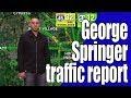 FUNNY! Astros George Springer's Houston traffic update