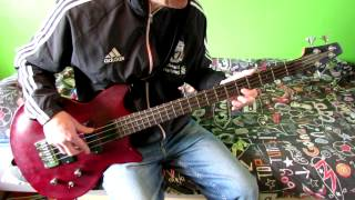The Cranberries - Just My Imagination Bass Cover