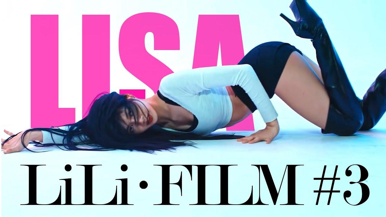LILI's FILM #3   REACTION   LISA Dance Performance Video   Real Reaction     LISA Dance   BLACK