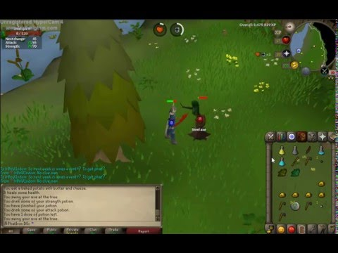 how to get rune axe on ironman