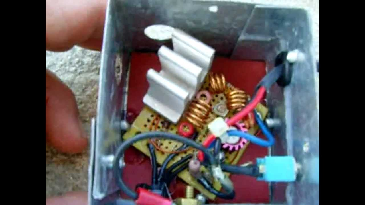 Diy 4w Max Fm Transmitterusing 2n3866 Or 2n4427 Youtube This Transmitter Tx Is About The Simplest And Most Basic