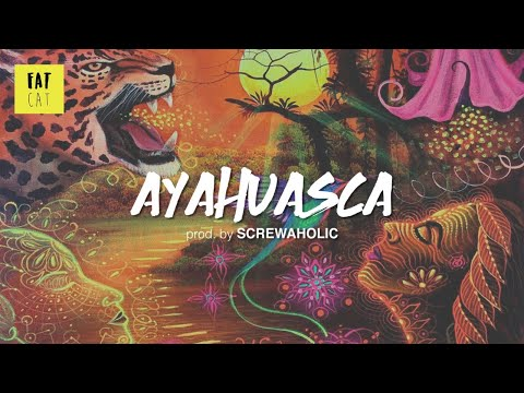 (free) Hard Old School Boom Bap type beat x hip hop instrumental | 'Ayahuasca' prod. by SCREWAHOLIC