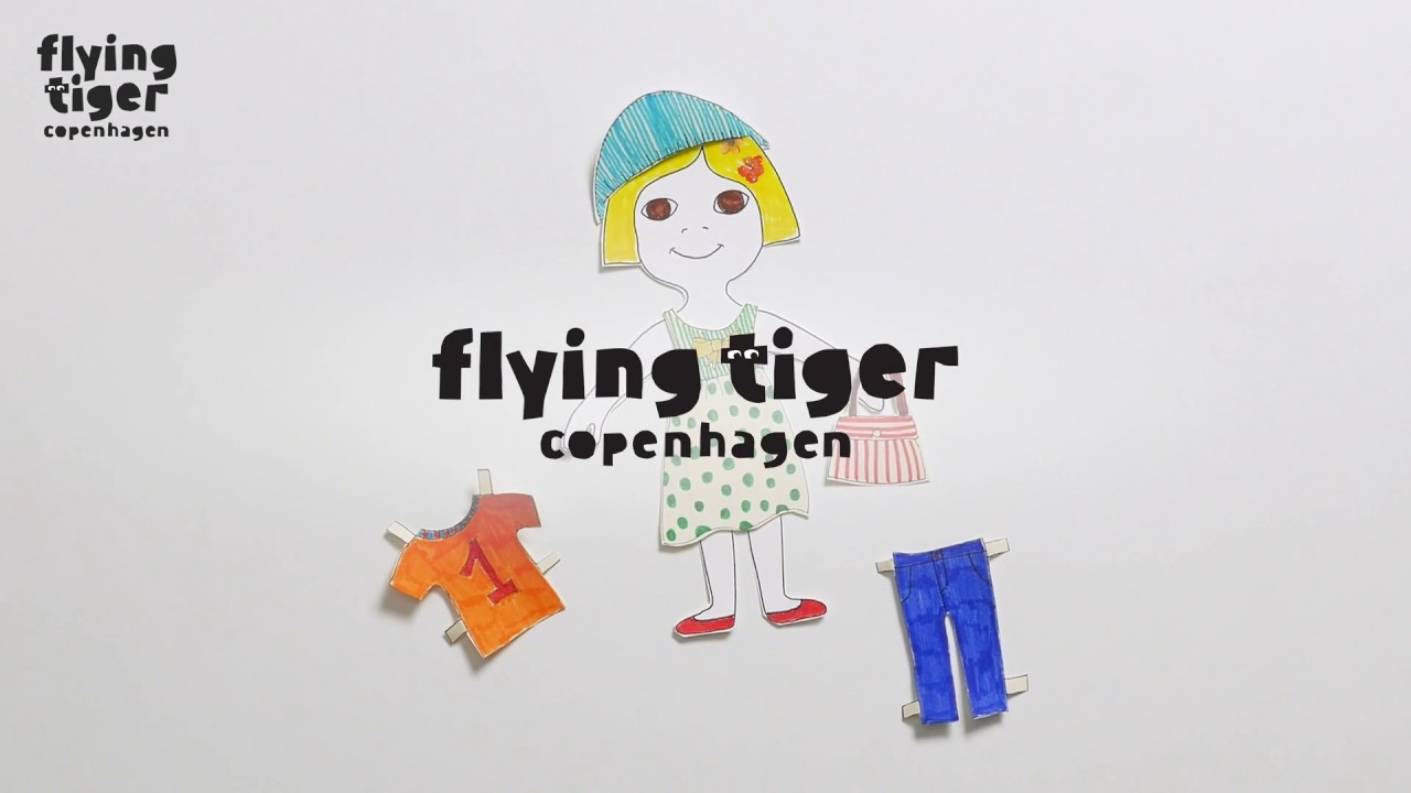 Flying Tiger What S New In Store Read Newspaper Usa Flying Tiger Copenhagen
