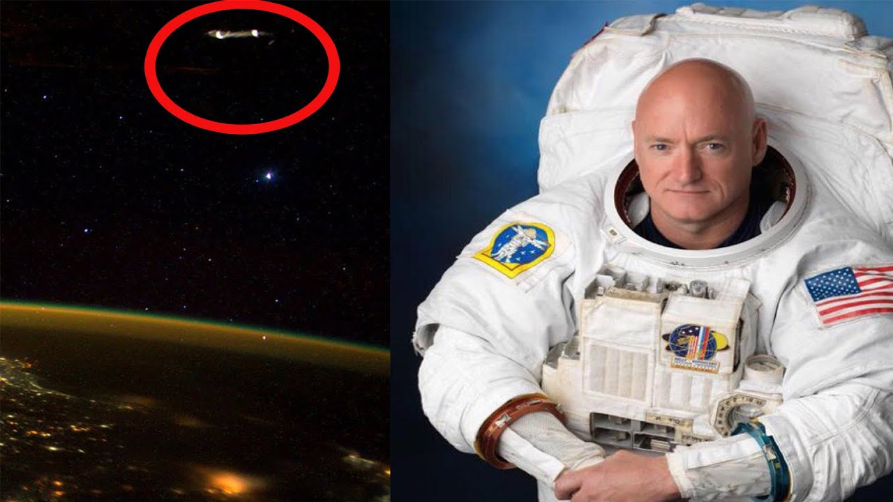 UFO sightings: NASA alien cover up; Astronaut posts UFO ...