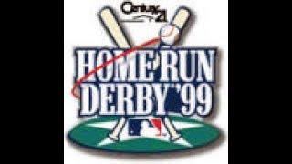 1999 MLB Home Run Derby (pt. 1)