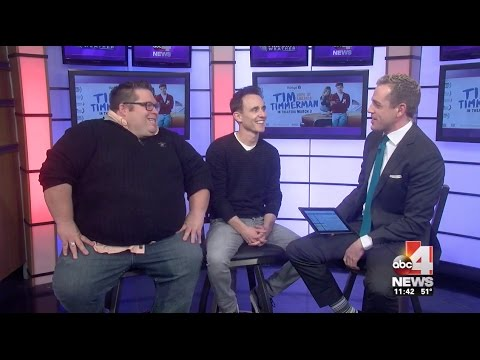 """ABC 4 Utah """"Midday"""" Interview with TIM TIMMERMAN, HOPE OF AMERICA"""
