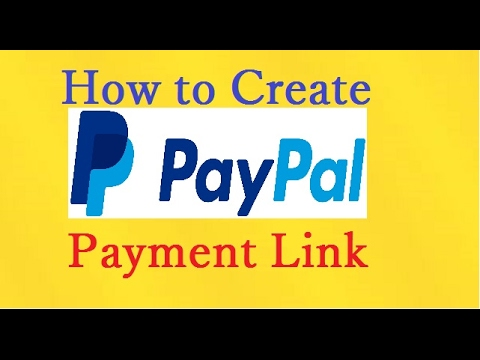 how to create paypal payment link pls subscribe it s free youtube