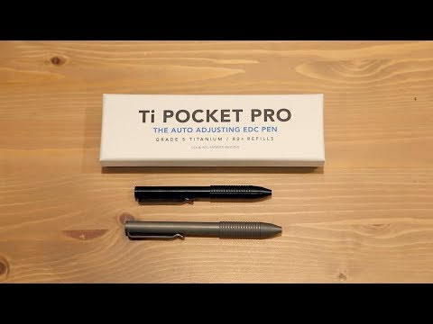 Introduction to your Ti Pocket Pro Pen
