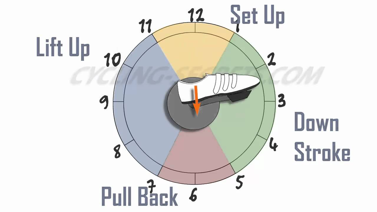 freestyle stroke diagram [ 1280 x 720 Pixel ]