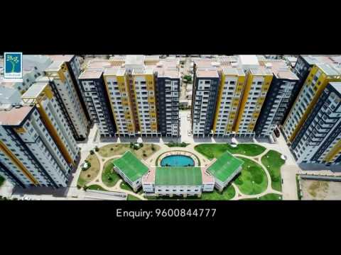 2,3,4 bedroom flats, Central Park, coimbatore