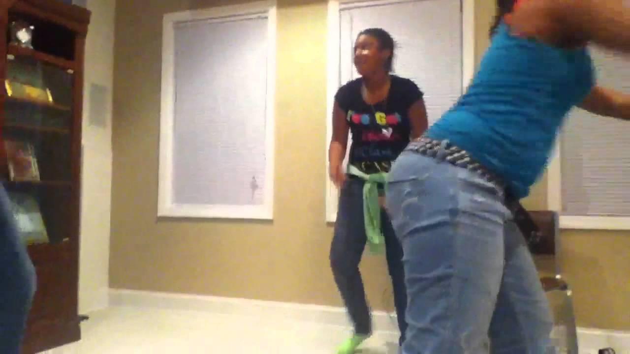 Black Girls Play Fighting - Youtube-7641