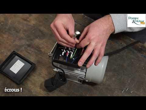 Moteur electrique 220v 0.75kW 1500 tr/min - B5 Découvrez ci-dessous nos vidéos de présentation du produit