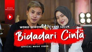 Woro Widowati, Vayz Luluk - Bidadari Cinta | Live Interaktif (Official Music Video)