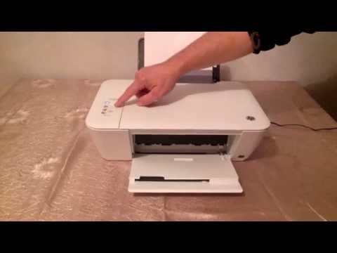 МФУ HP Deskjet 1510. Обзор и пробная печать в режиме копира.