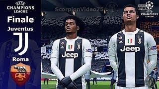 FIFA 19 • Juventus Vs Roma • Finale di Champions League • Trasferimenti Download 13/02/19  [Giù]