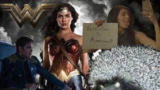Чудо-Женщина: Феминизм на защите человечества