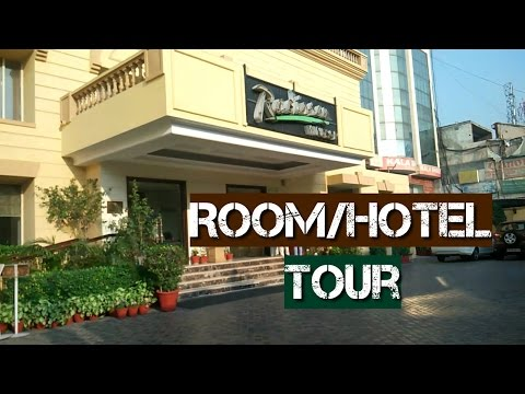 Room tour/Hotel tour Radisson windsor hotel jalandhar