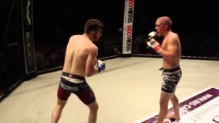 BCMMA#11 Sam Diplock Vs  Chaz Marshall - Amateur 135lbs Bantamweight MMA Contest