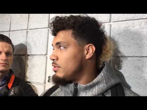 Duke Riley helps South to Senior Bowl victory