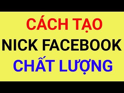 làm thế nào để không bị hack nick facebook - Cách tạo nick facebook mới chất lượng, không bị vô hiệu hoá