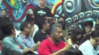 LOS OVNIS Armando Vázquez - Seminario de Periodismo y Rock