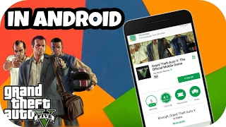 [90MB]How To Download Grand Theft Auto 5 Lite On Your Iphone & Android! (GTA V) 2017 No Root