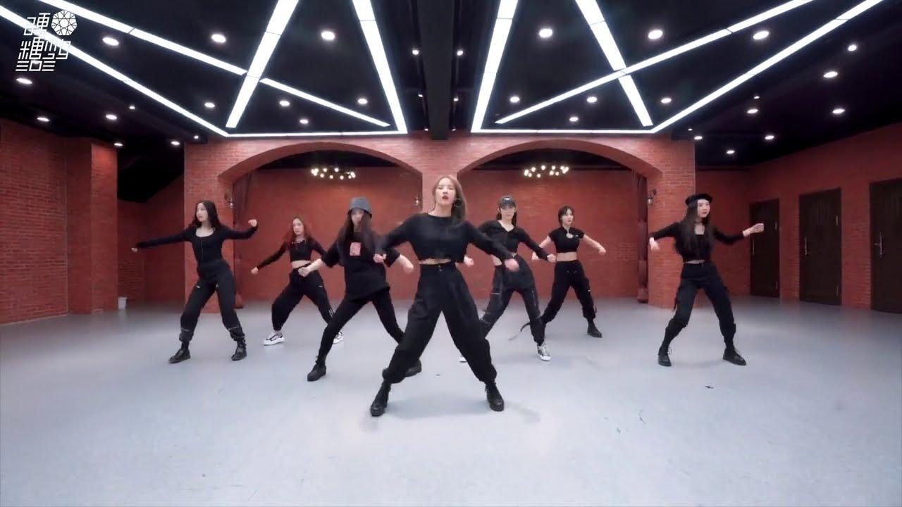 """硬糖少女303 """"BONBON GIRLS"""" Practice Video 一镜到底版练习室(Moving Ver.)"""