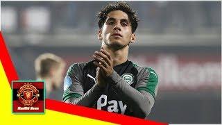 ManUtd News - Another talent from the Eredivisie: Barça prepares bid for Groningen's Reis