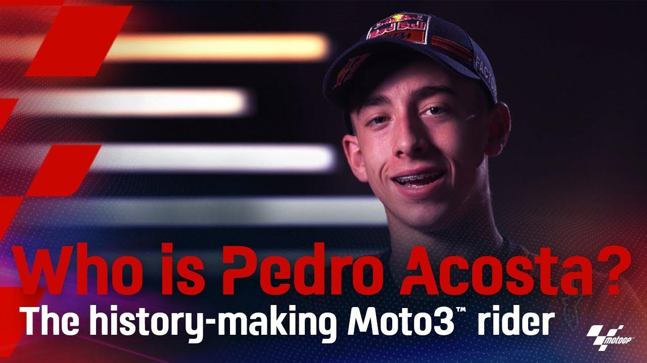 Pedro Acosta: the record-breaking, history-making, wonderkid