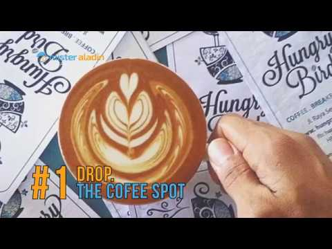 7 Most Popular Coffee Shops in Bali | Mister Aladin