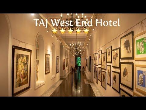 Hotel Review: Taj West End ( 5 Star) Hotel Bengaluru India