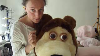 Как я делаю головы ростовым куклам | Ростовые куклы с лицом