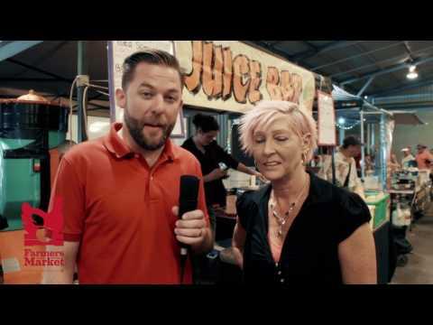Julie's Fresh Juices - Capital Region Farmers Market Canberra