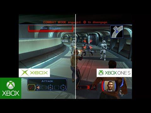 Download Youtube: Star Wars: Knights of the Old Republic - Graphics Comparison: Original Xbox vs. Xbox One S